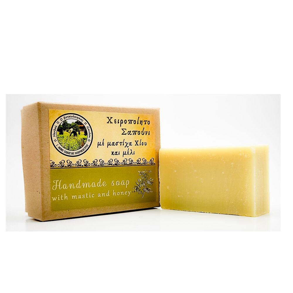 mastic soap