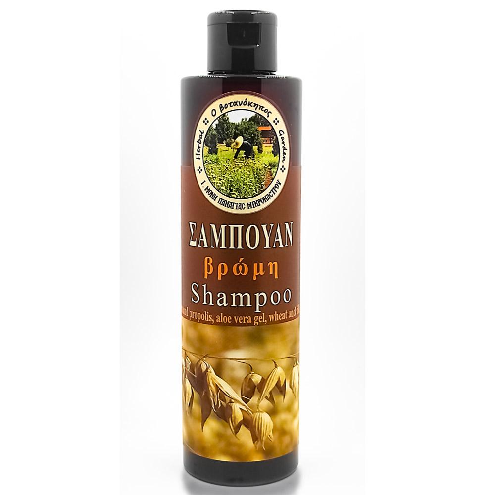 shampoo oats