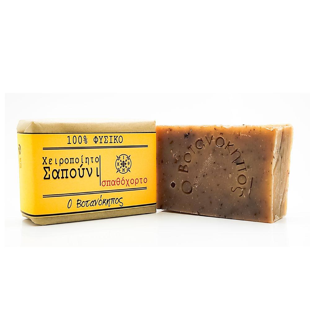 st. John's wort soap